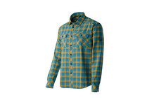Mammut Shepody Shirt Long Men jaune goa
